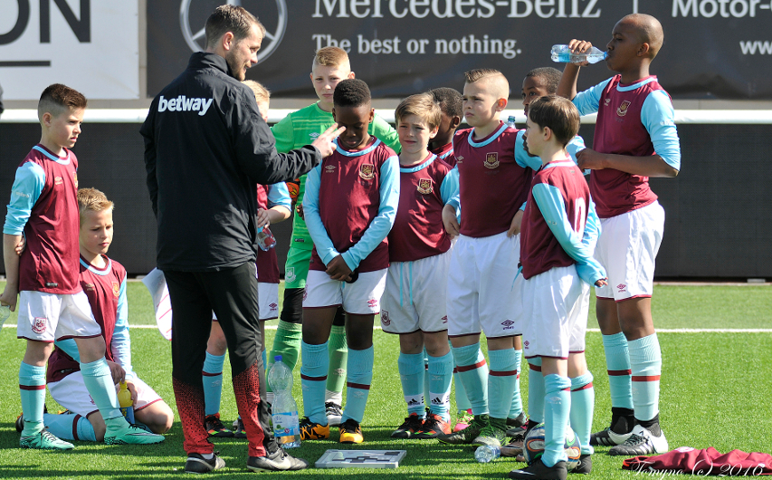 "West Ham United returns to ""This is my sen"" tournament"