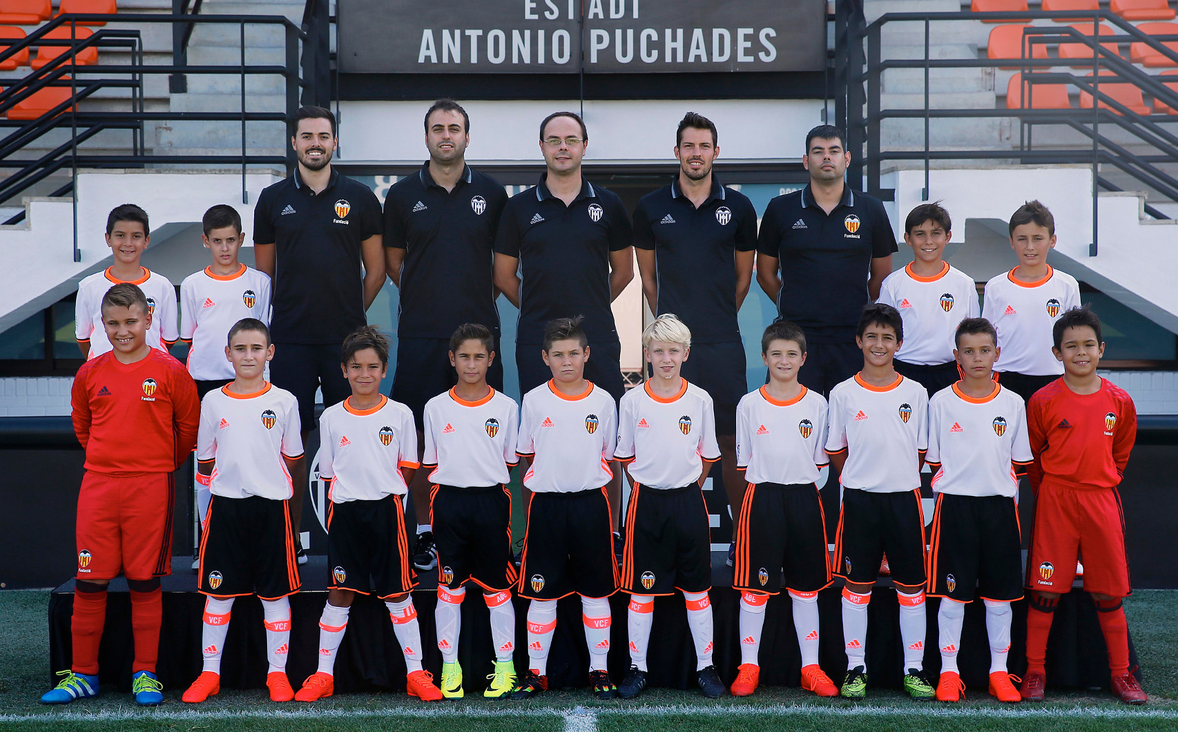 "Valencia CF, the main attraction of ""THIS IS MY SEN"" tournament"