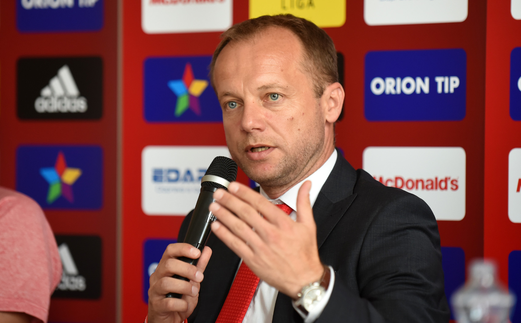 Rybníček: We want only those players, who are willing to fight for their name and the club